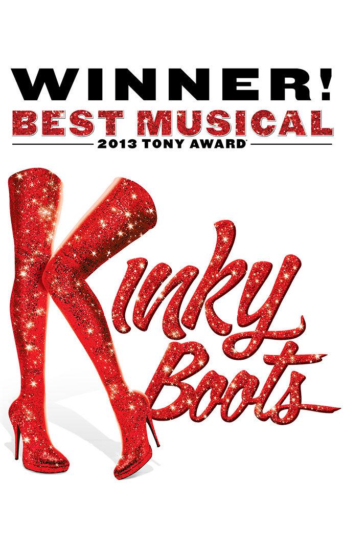 Kinky Boots Keyart