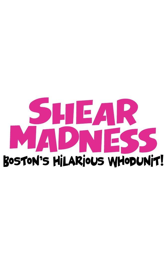 Shear Madness Keyart