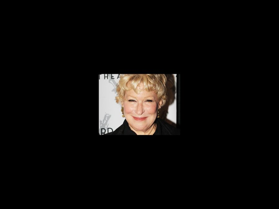 Bette Midler - square - 12/15