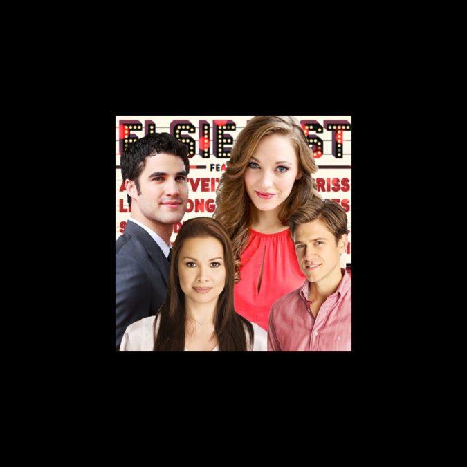 Darren Criss - Lea Salonga - Laura Osnes - Aaron Tveit - wide - 8/15