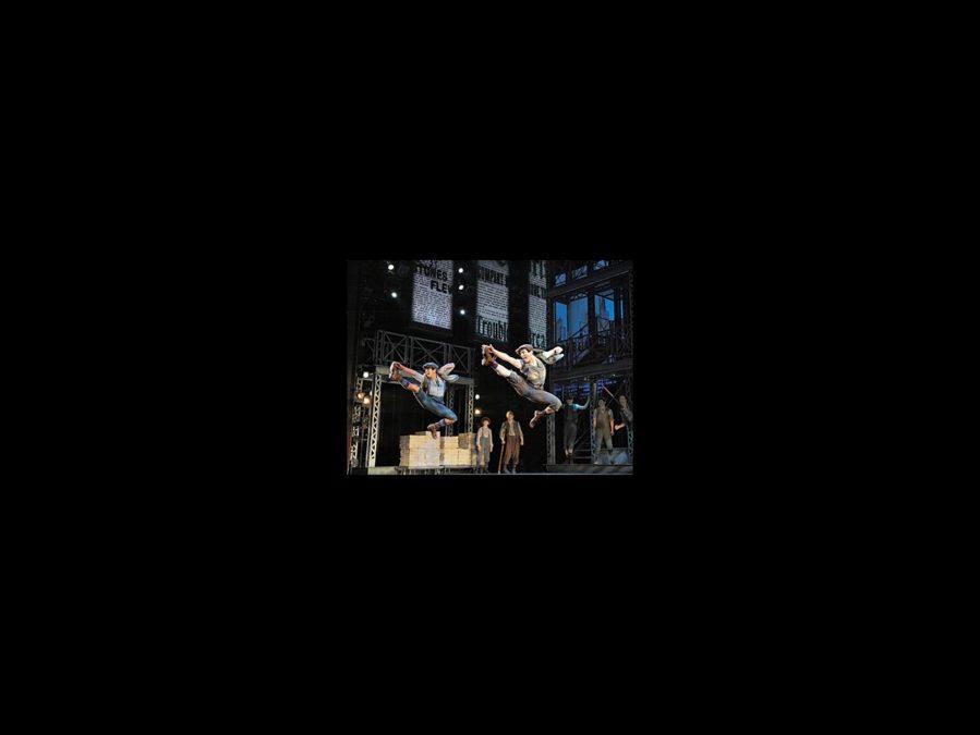 PS - Newsies - Cast - square - 10/14