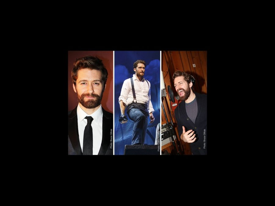 Exit Interview - Matthew Morrison - Finding Neverland - 1/16