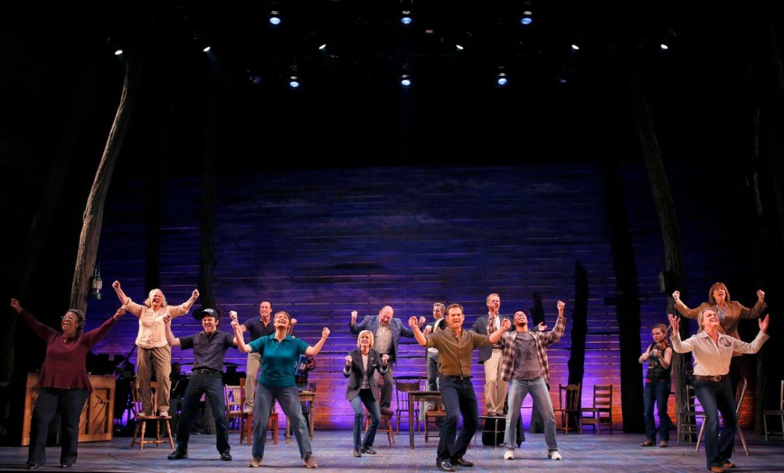 OUT OF TOWN - DO NOT USE - Come From Away - SRT Company - Photo by Chris Bennion