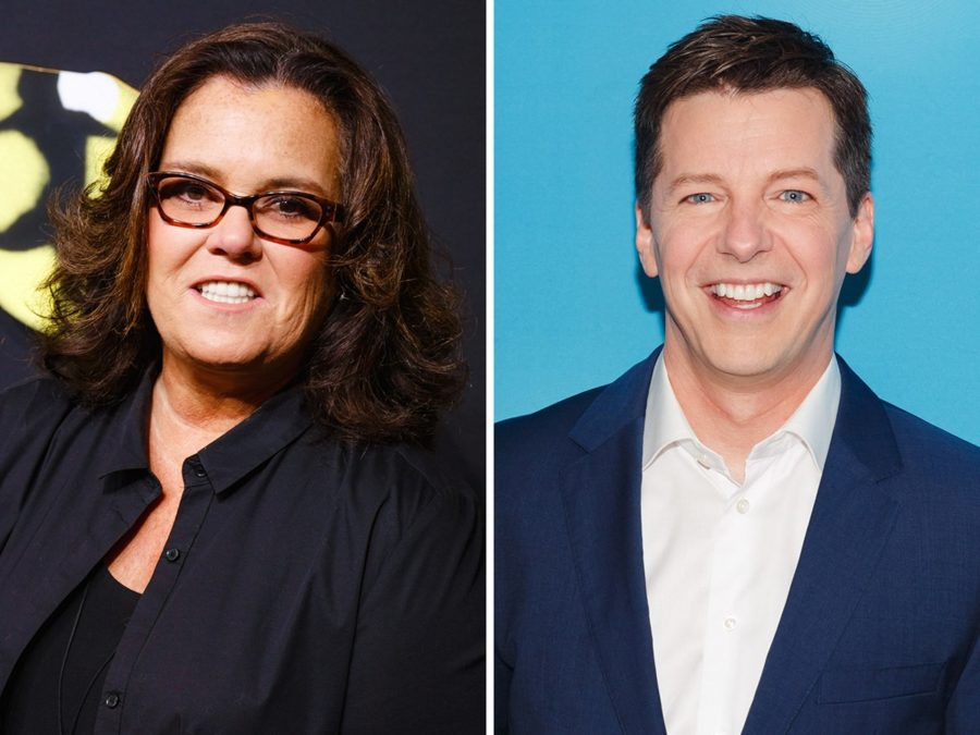 Rosie O'Donnell - Sean Hayes - photos - Emilio Madrid-Kuser