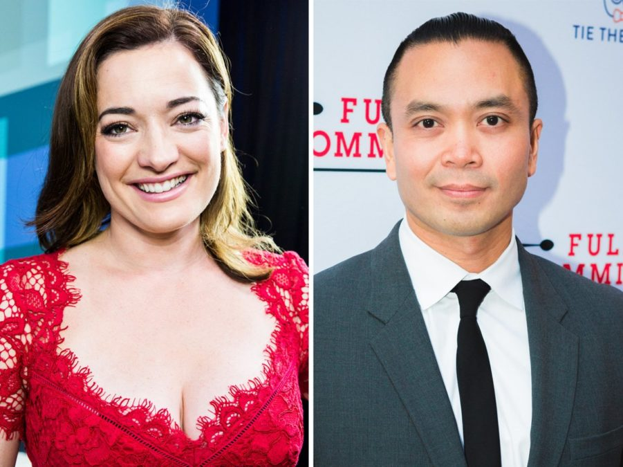 Laura Michelle Kelly - Jose Llana - 9/16 - Caitlin McNaney and Emilio Madrid-Kuser