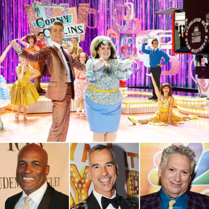 Hairspray - Kenny Leon - Jerry Mitchell - Harvey Fierstein - 12/16 - Trae Patton/NBC - Bruce Glikas -  Matt Winkelmeyer/Getty Images -