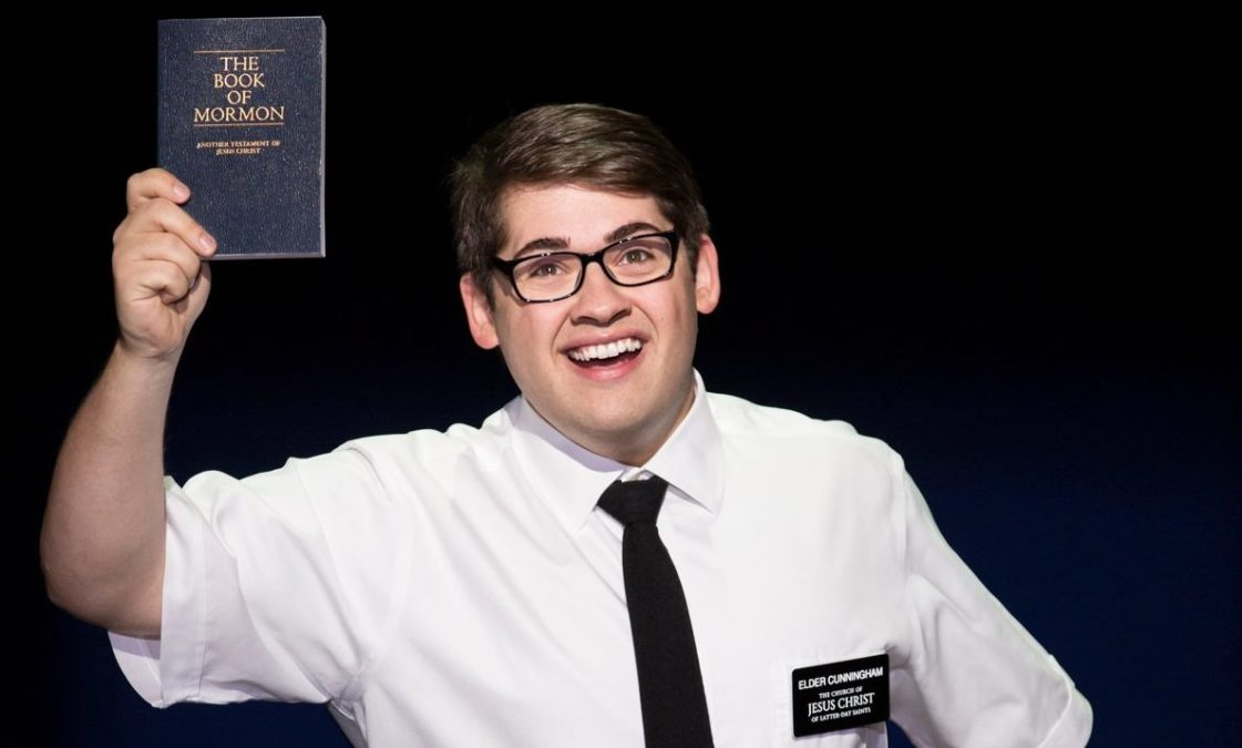 National Tour Show Photos - The Book of Mormon - 12/17 - Photo: Julieta Cervantes