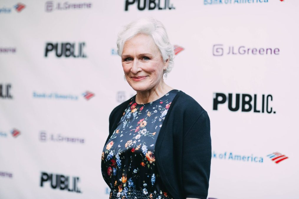 Public Theater Annual Gala - Glenn Close - 6/18 - EMK