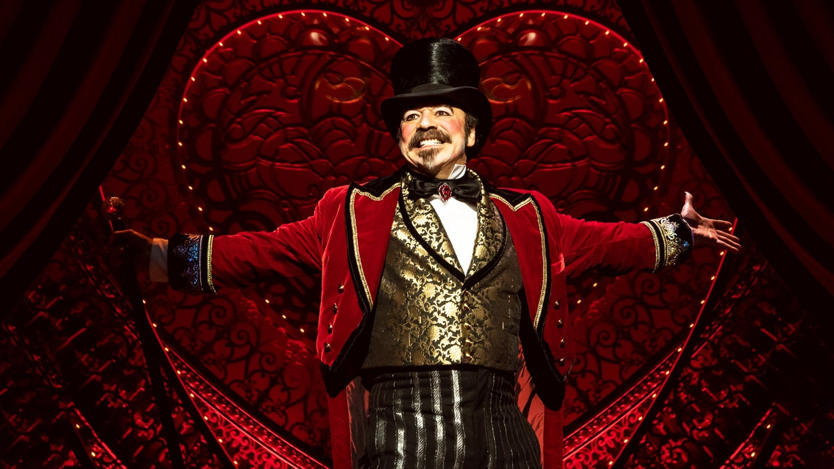 Show Photos - Moulin Rouge! - 7/19 - Danny Burstein - Photo: Matt Murphy