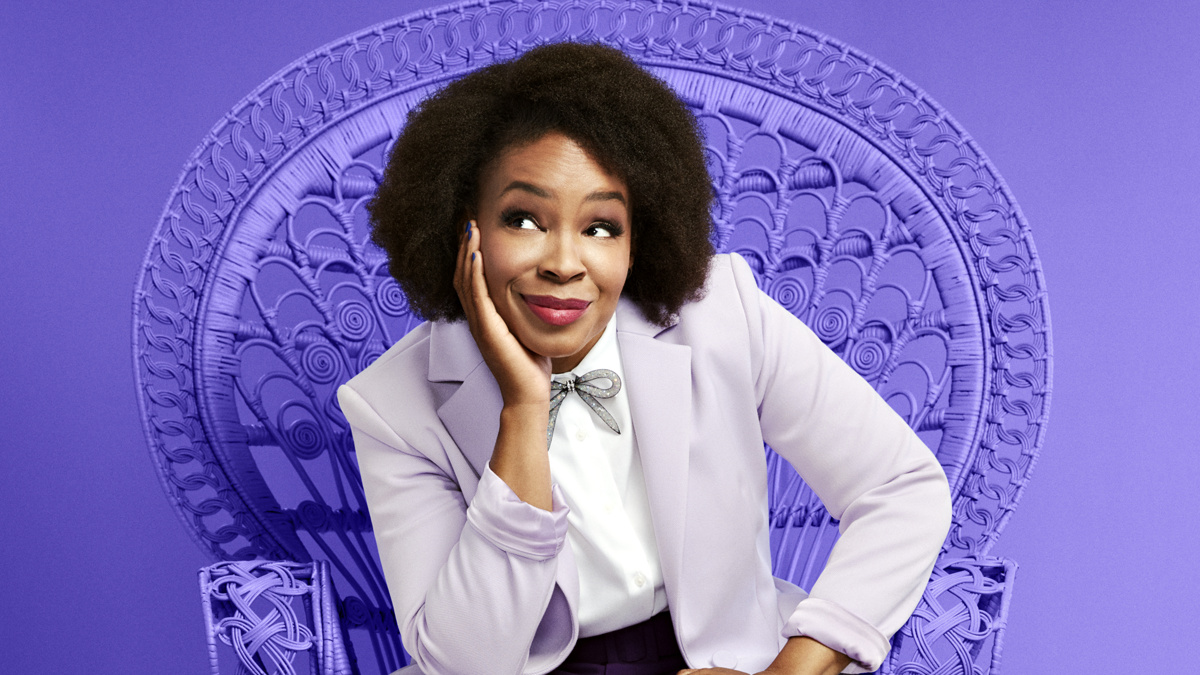 Amber Ruffin - Mary Ellen Matthews by Peacock - 2/21