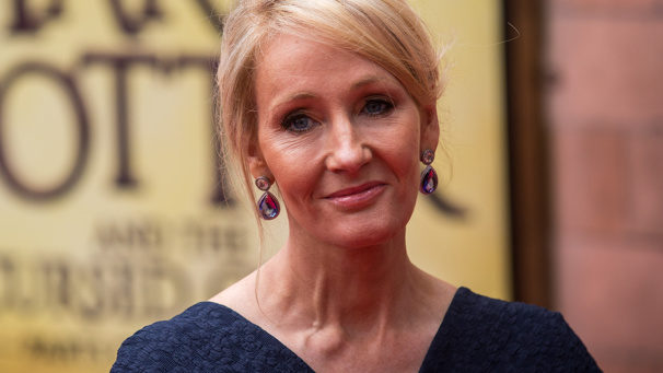 J.K. Rowling (Photo: Rob Stothard/Getty Images)